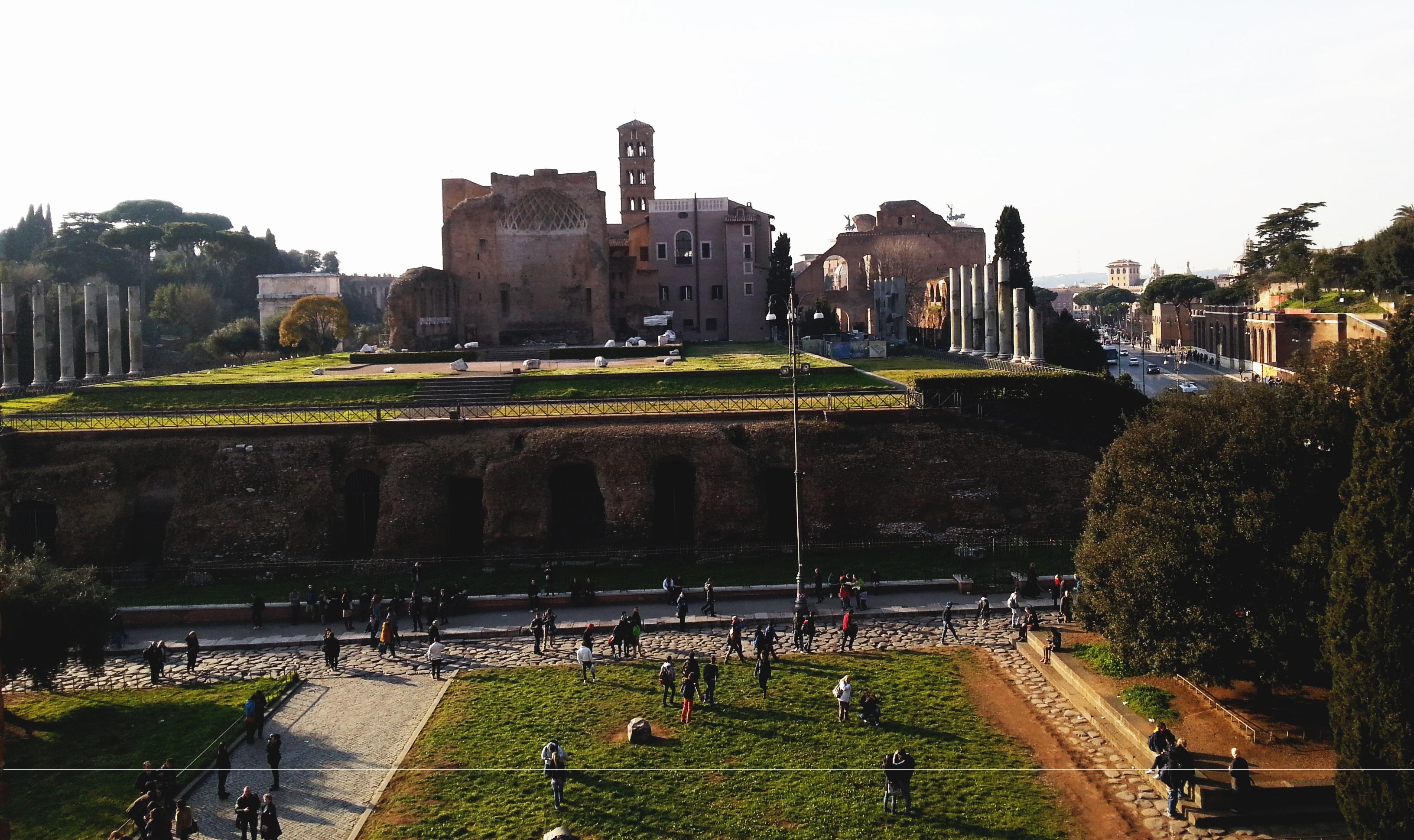 photo forum rome