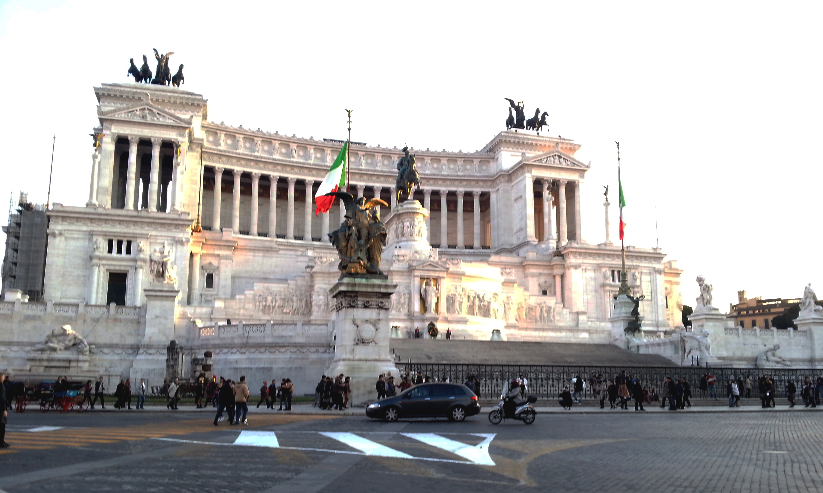 place rome a visiter voyage