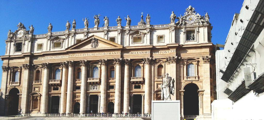 église du vatican a rome