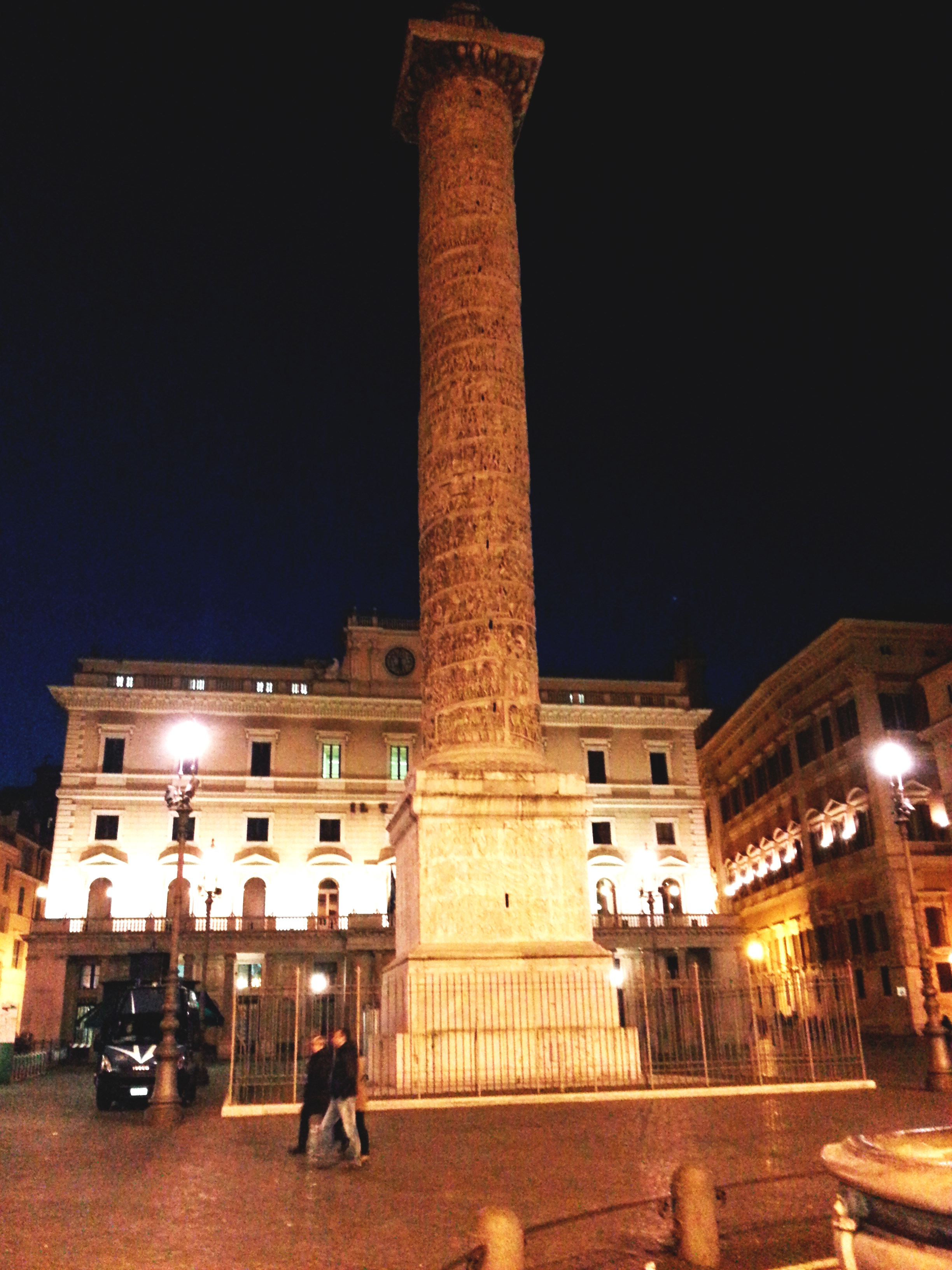 place rome a visiter voyage en italie