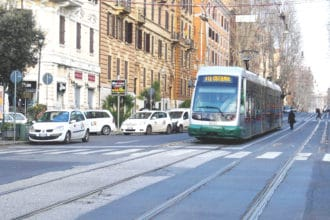 tram rome à visiter