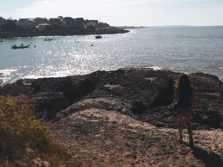 photo mer Ballade saint palais sur mer royan