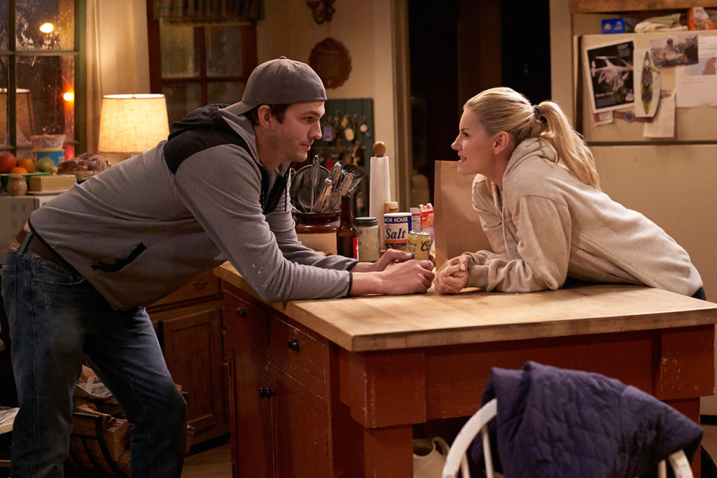 Photo ashton kutcher et elisha cuthbert