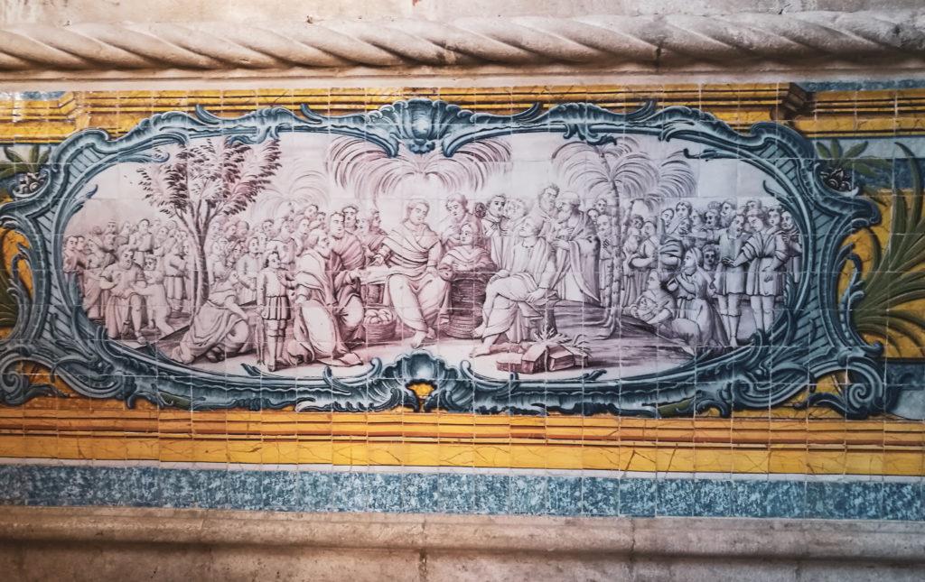Mosteiro dos Jeronimos Lisbonne quartier Belem