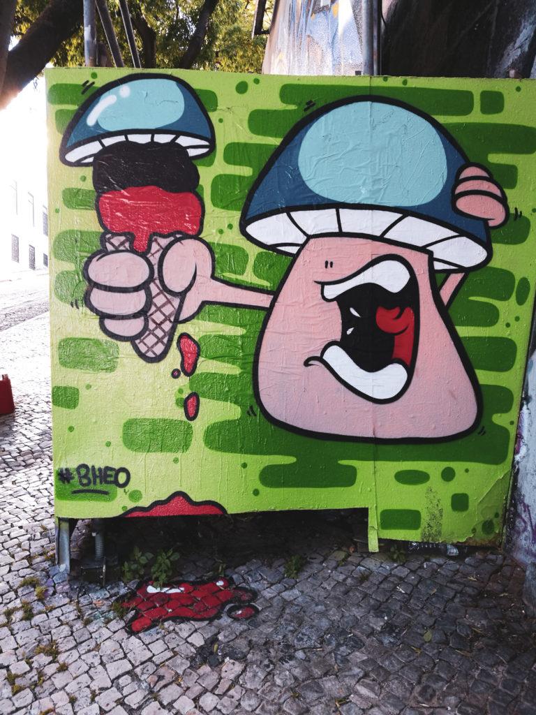 centre ville lisbonne blog champignon
