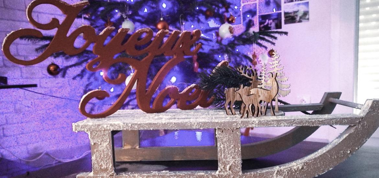 Noel blog décoration