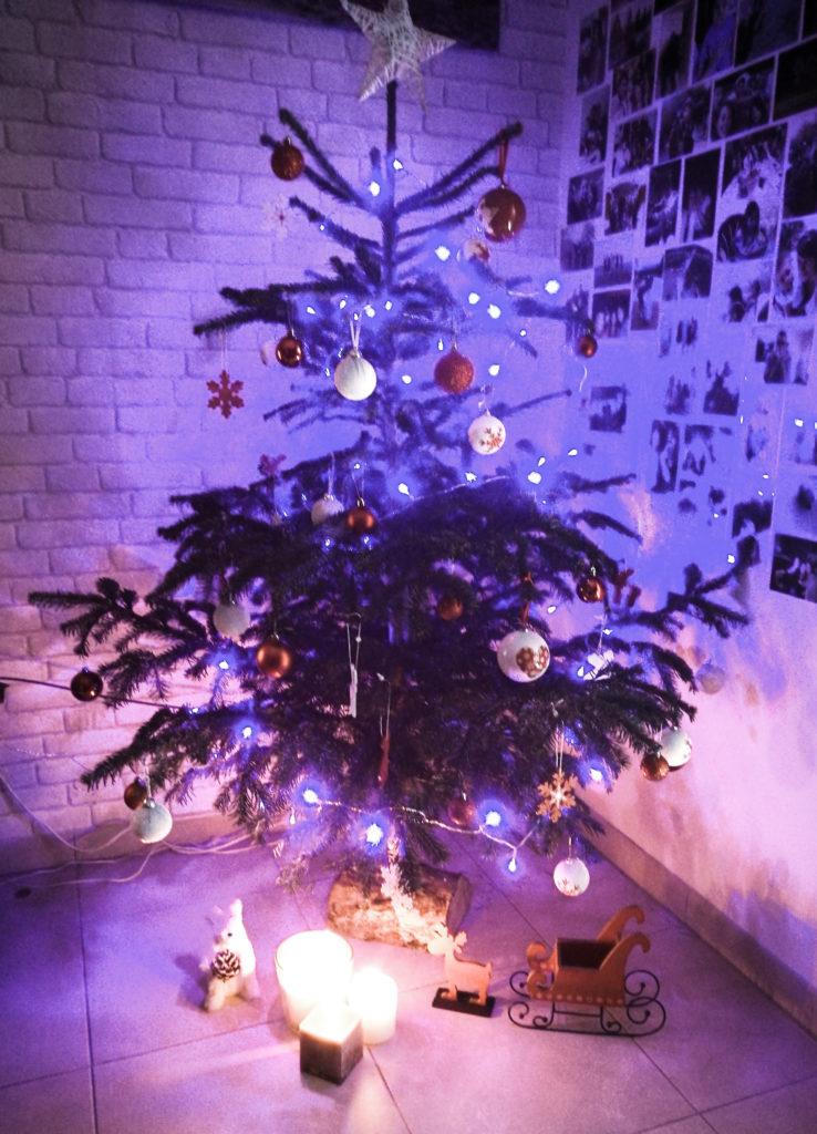 Noel blog décoration sapin de noel