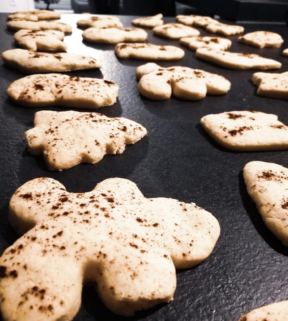 Noel blog décoration cuisine biscuits