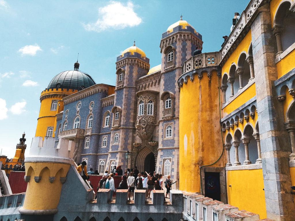 Sintra-une journee a lisbonne palacio