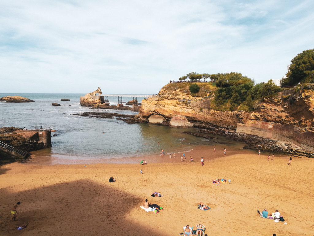 weekend pays basque biarritz