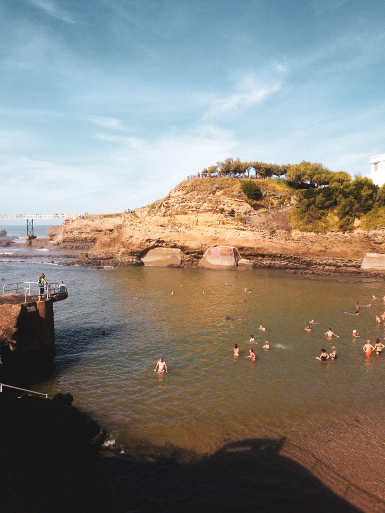 ocean biarritz weekend pays basque biarritz