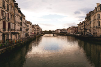 weekend pays basque bayonne pont