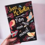 J'ai lu : Mon midi mon minuit - Anna Mc Partlin