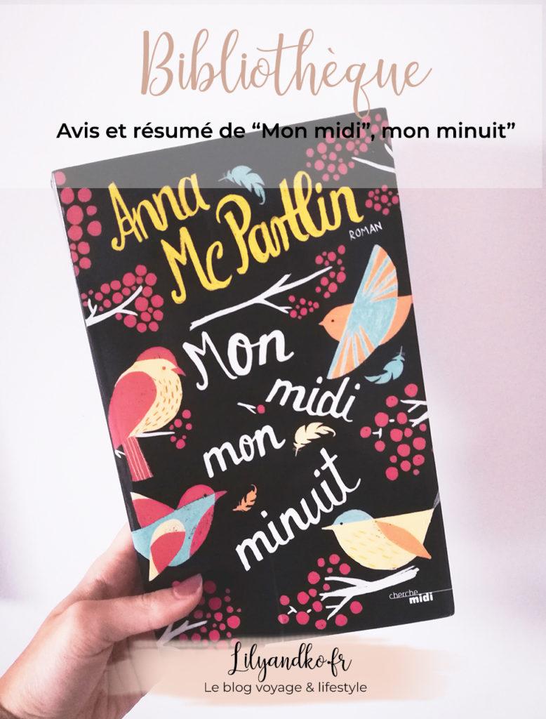 Photo pinterest livre Mon midi Mon minuit