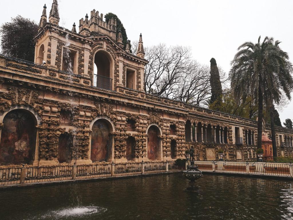 Palais alhambra seville 2018