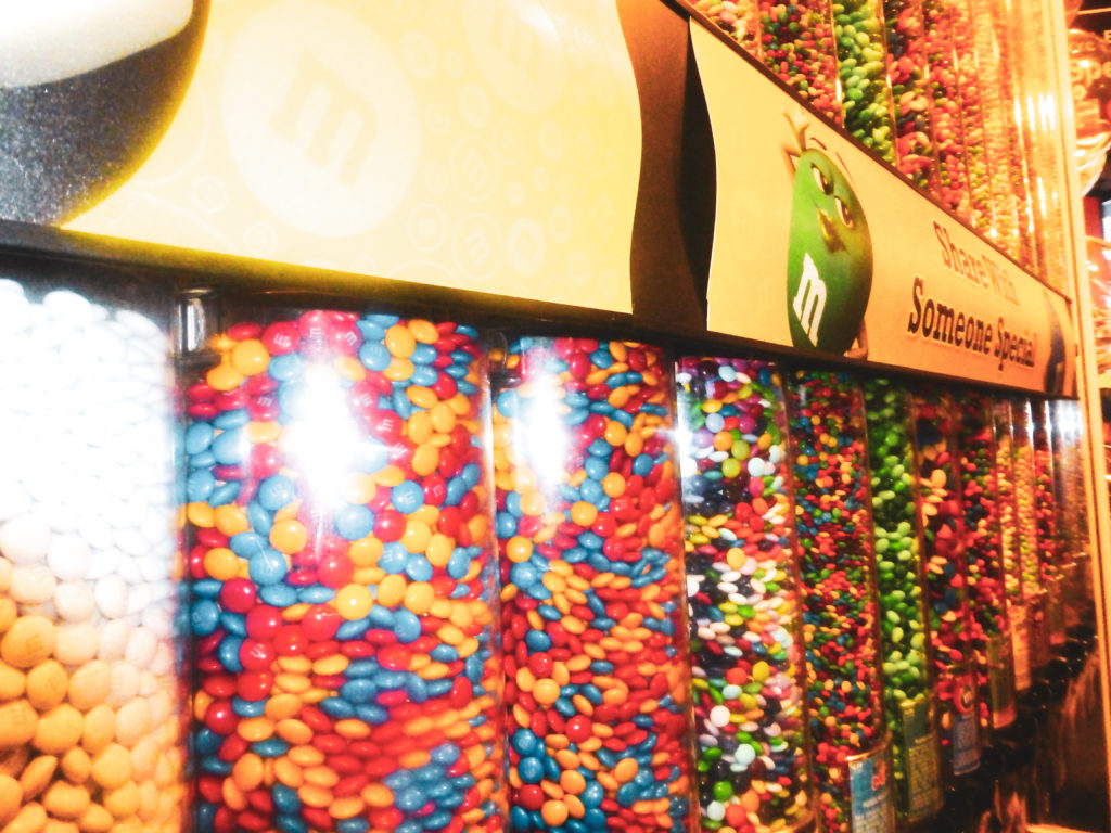 m&m's boutique new york