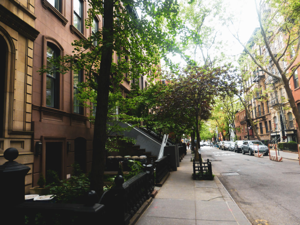 quartier greenwich village new york