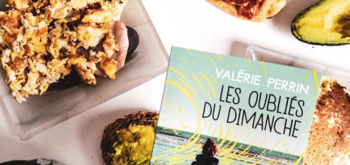 Roman Les oubliés du dimanche de Valérie Perrin