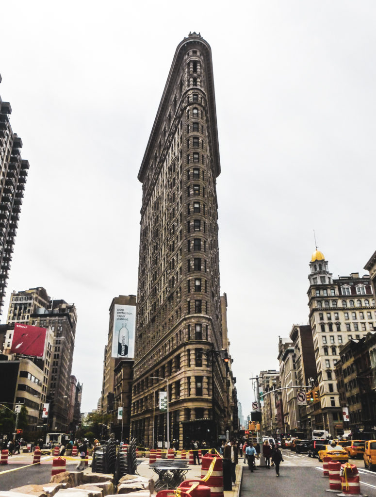 Flatiron Building new york