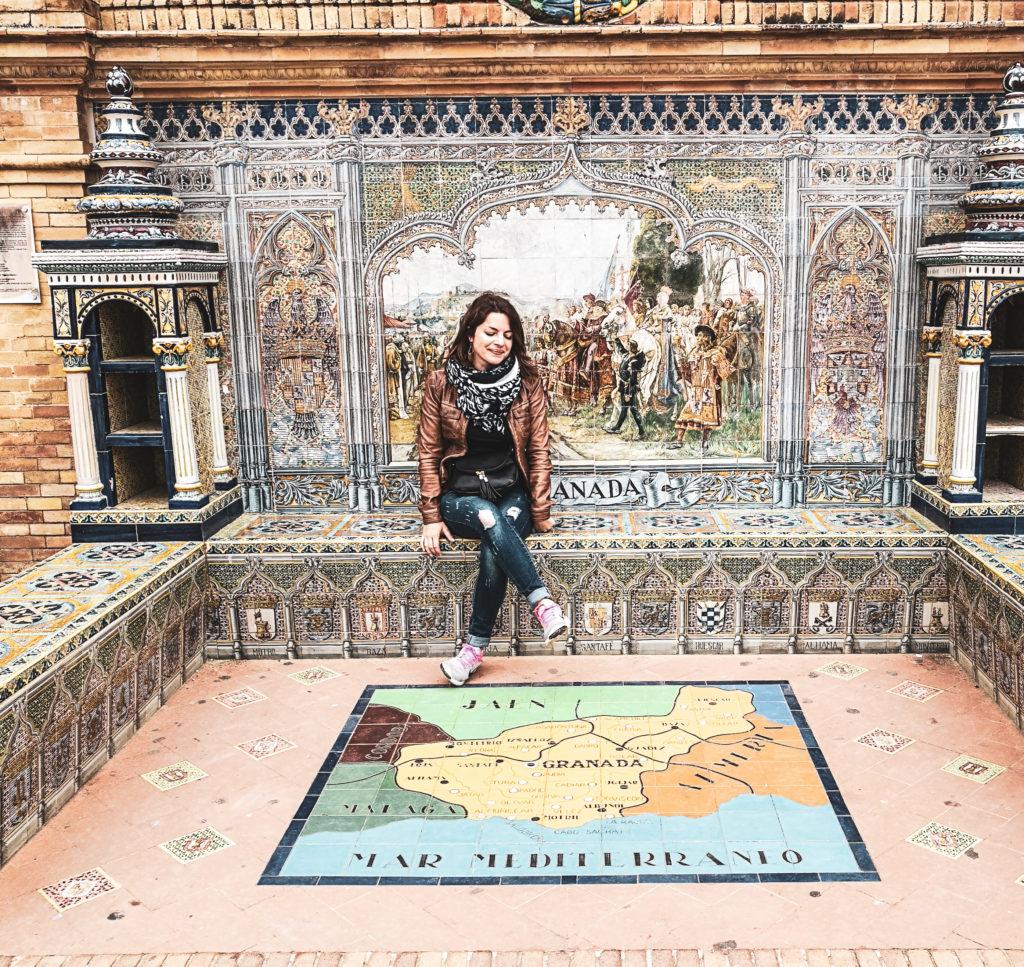 Seville Place de l'Espagne