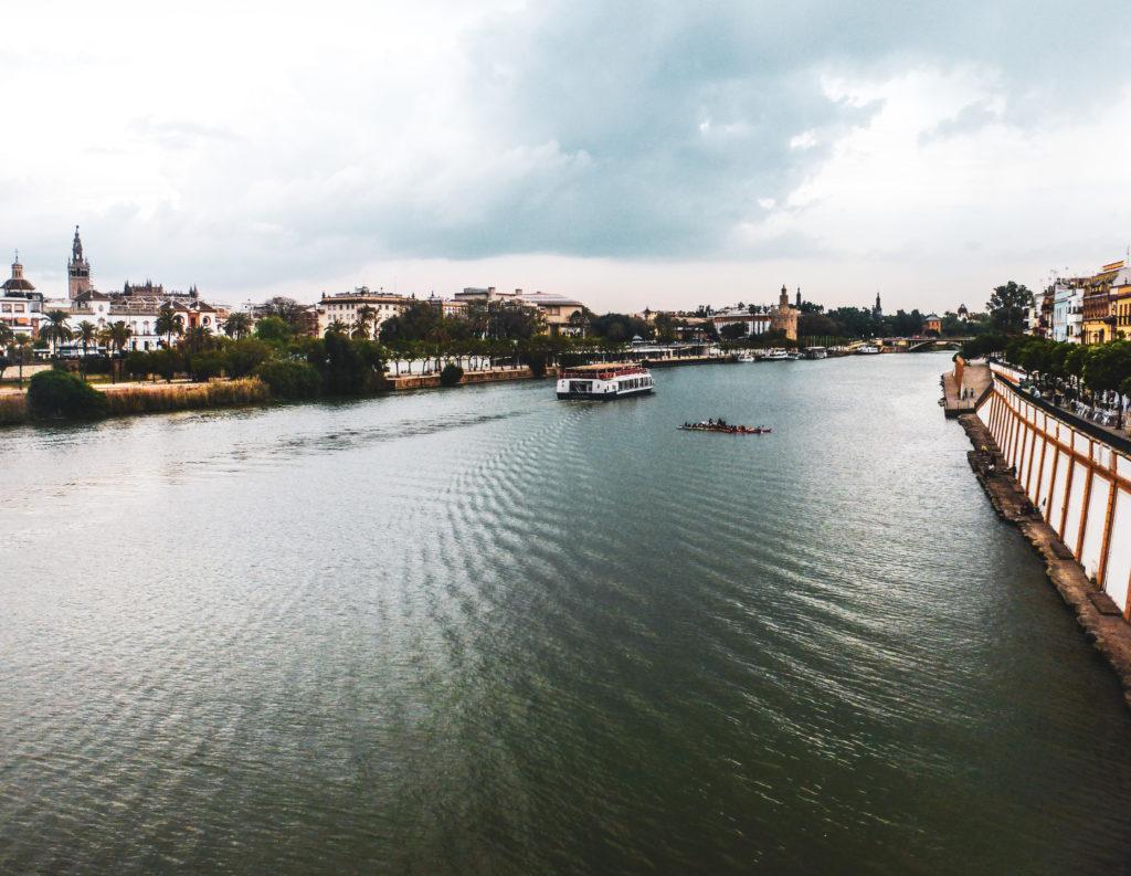 Quartier Triana- Séville