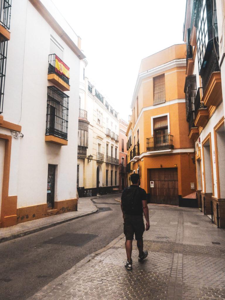 Seville -ruelles