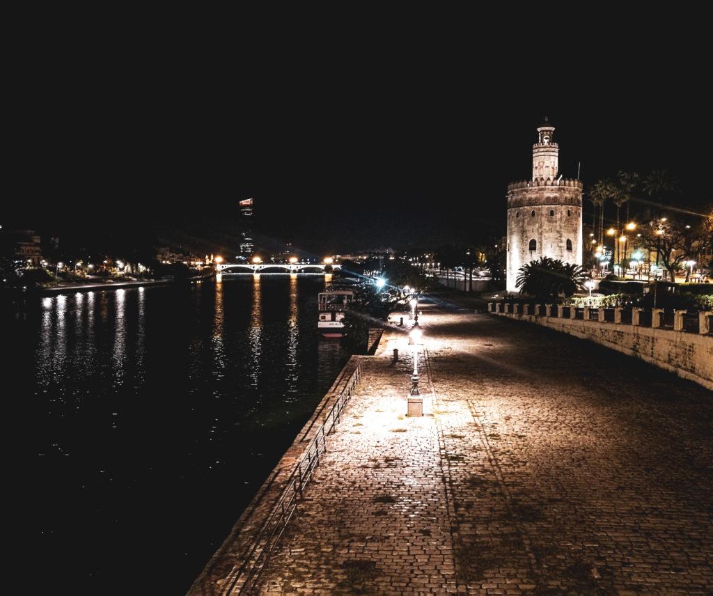 Seville -torre del oro