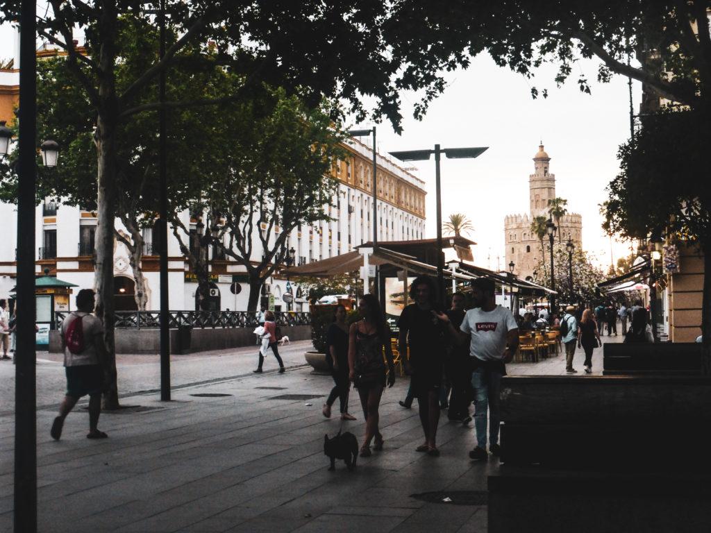 Seville - ruelle