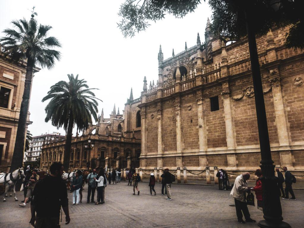 Seville -cathédrale