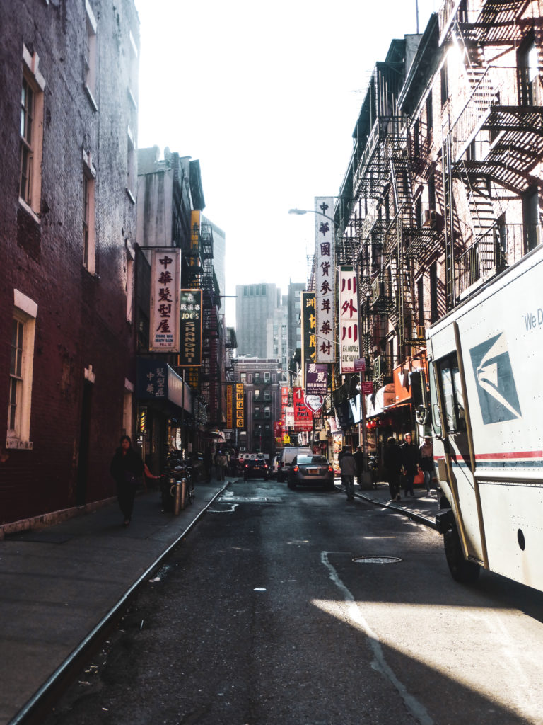 quartier chinatown new york