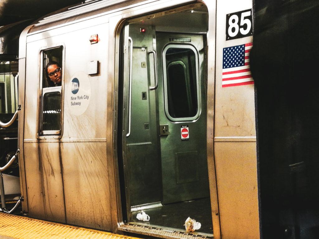 métro voyage à new york
