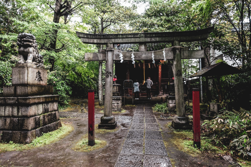 sanctuaire hie jinj Tokyo