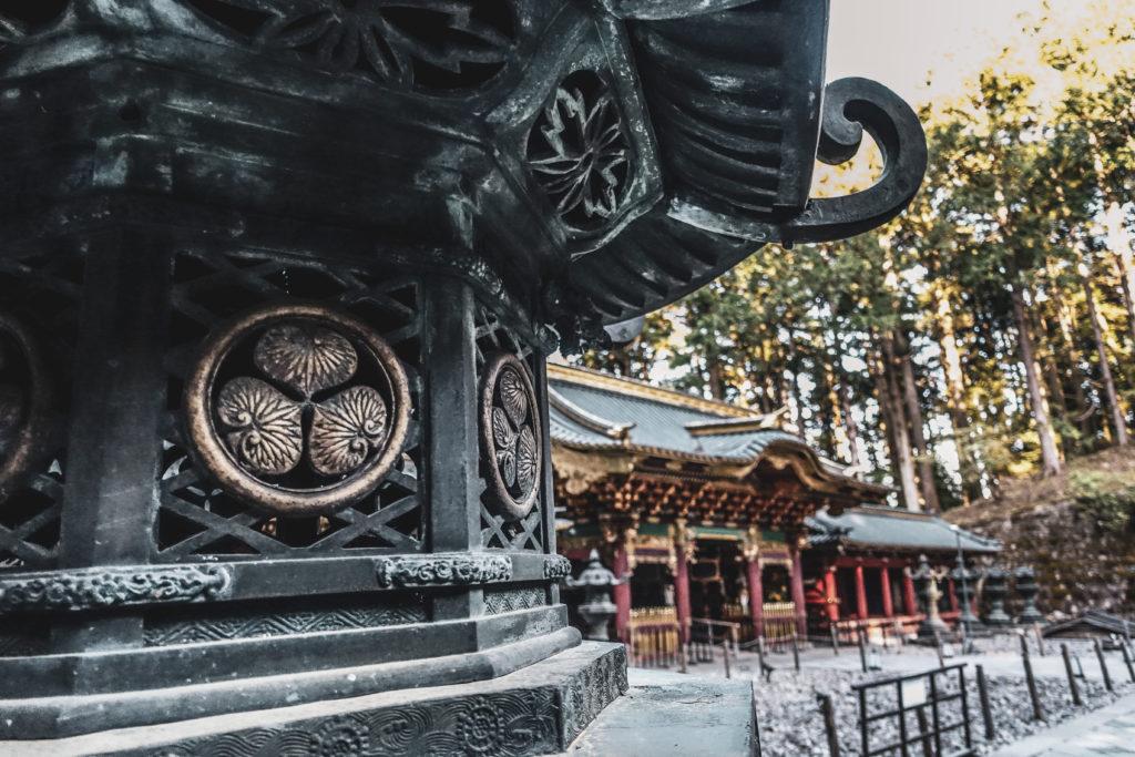 Nikko près de Tokyo- Japon Temple