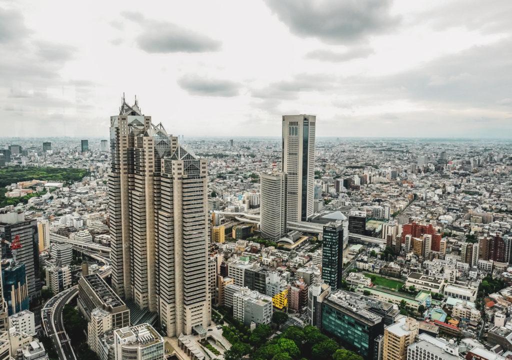 Tokyo Metropolitan Building à tokyo
