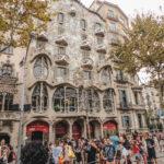 Découvrir Barcelone à travers les œuvres de Gaudi