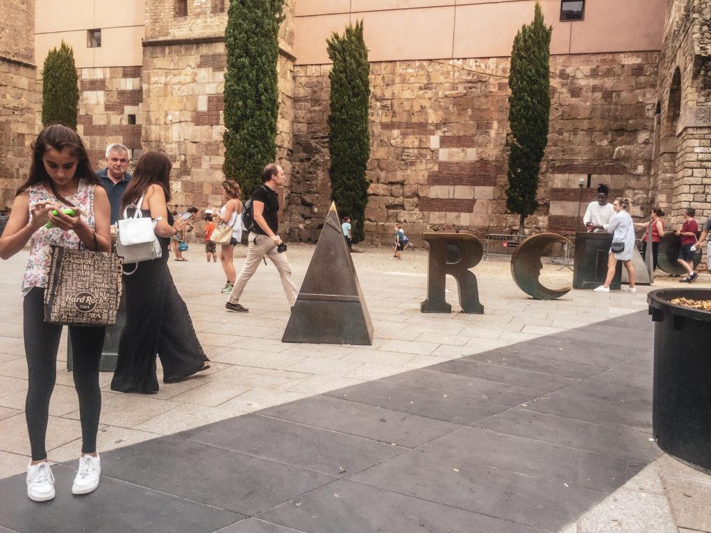 Barcelone quartier gothique coup de coeur