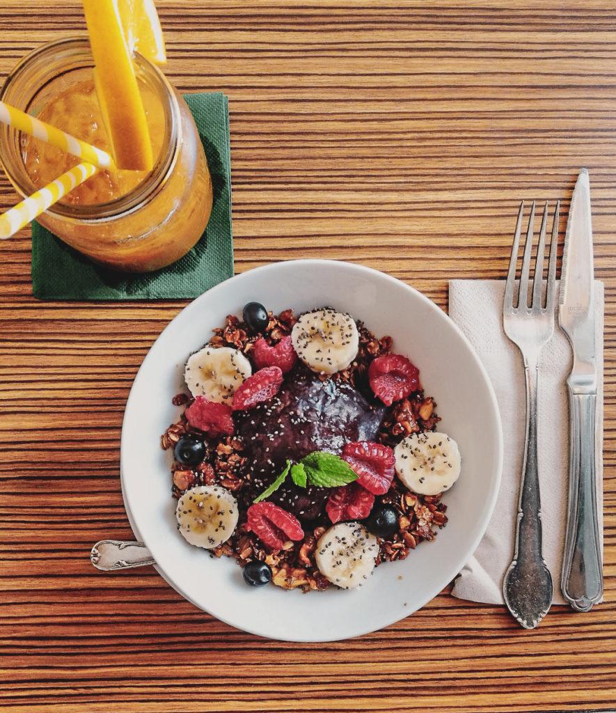 Barcelone restaurant brunch tropico coup de coeur