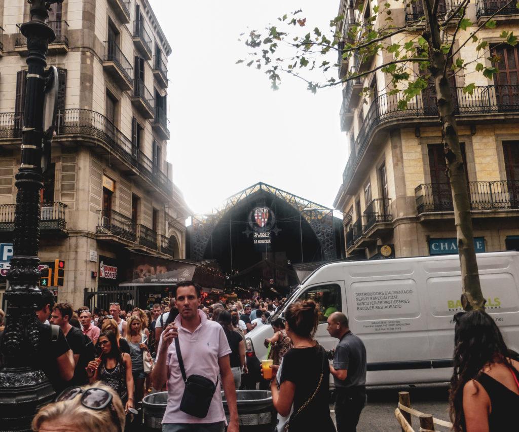 Barcelone marche boqueria coup de coeur
