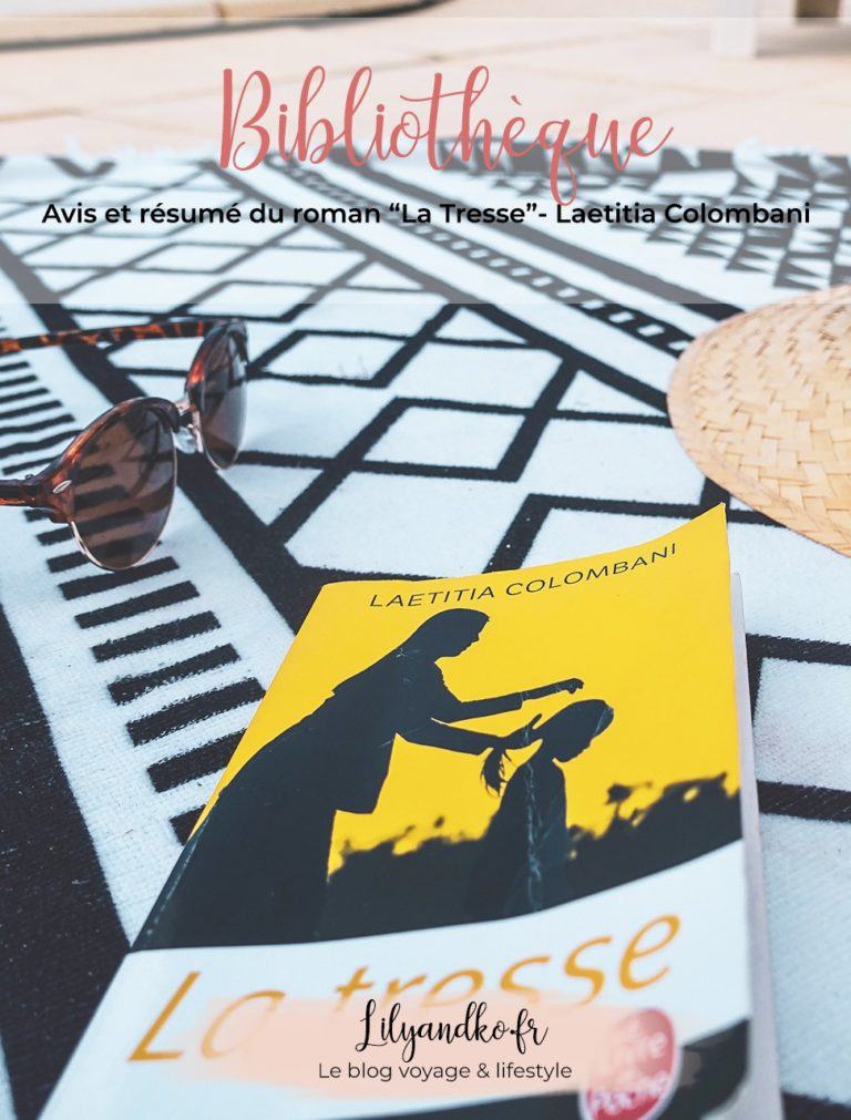 Pinterest banniere La Tresse laetitia colombani livre
