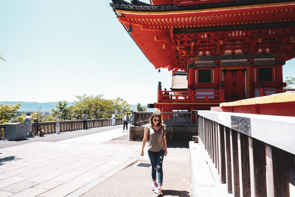 road trip japon kyoto