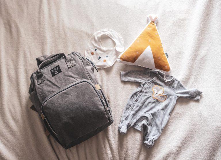 Préparer sa valise pour la maternité