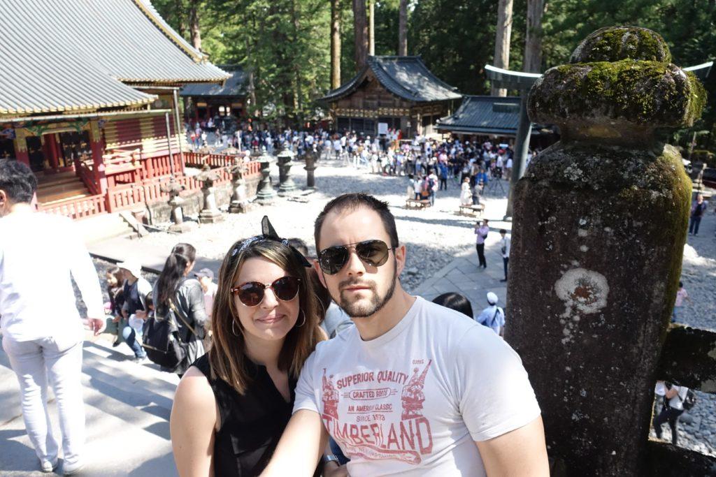 Nikko au Japon visite temple Tosho-gu