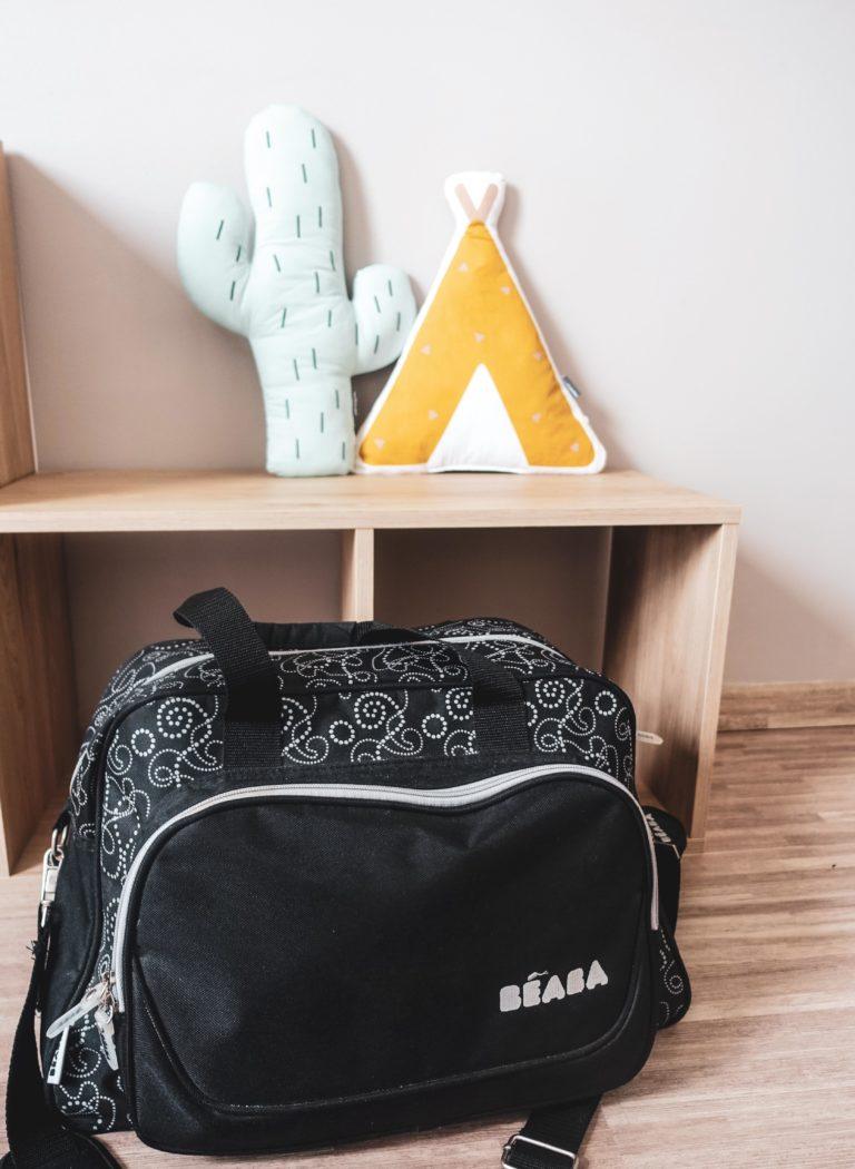 Préparer sa valise pour la maternité- sac pour bébé