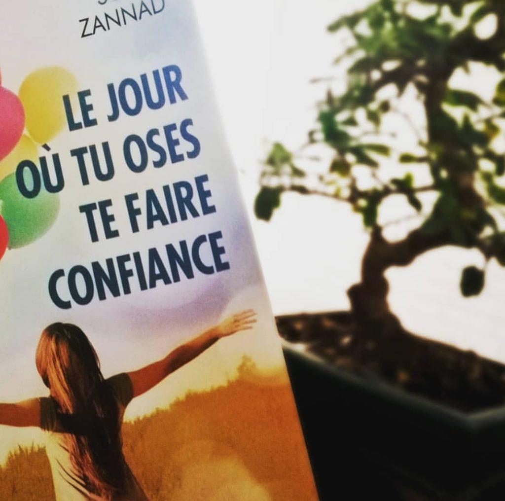 Livres de développement personnel - le jour ou tu oses te faire confiance