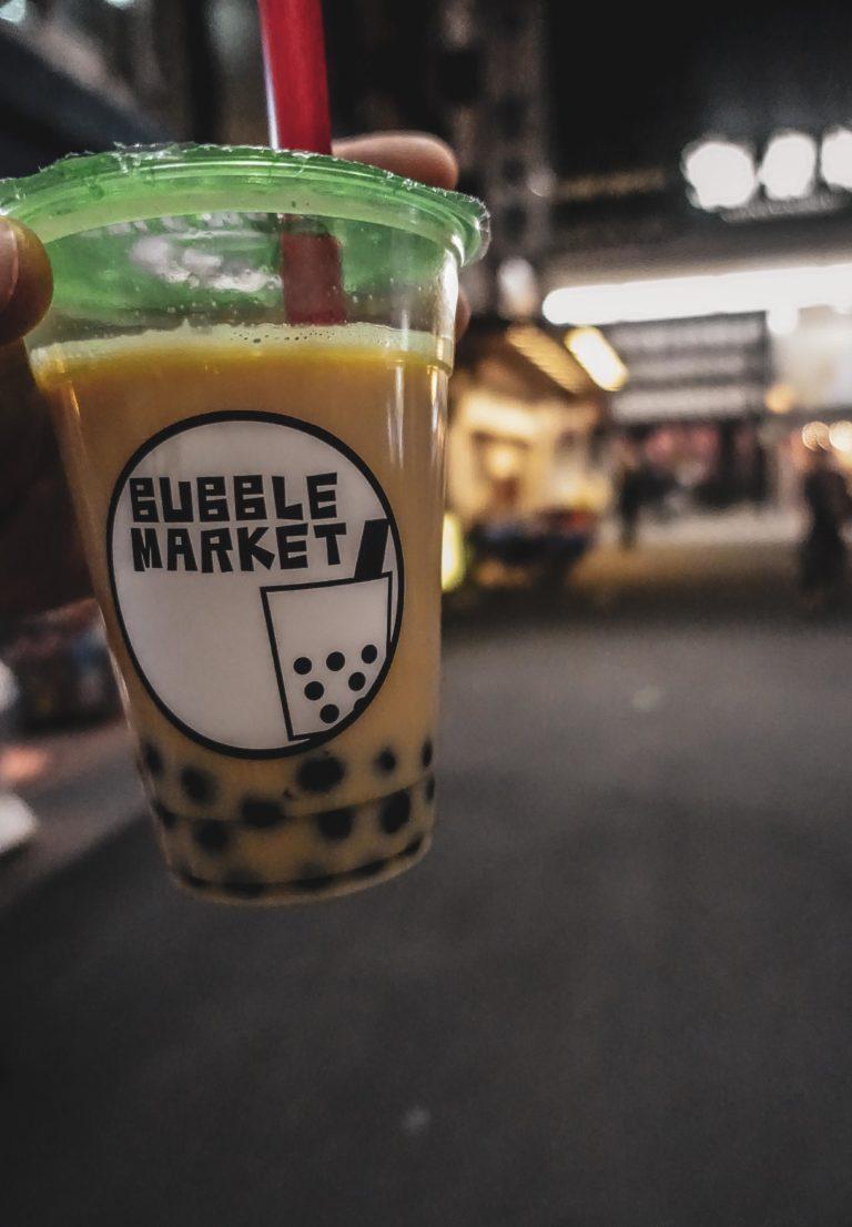 Bubble tea- decouvrir kyoto