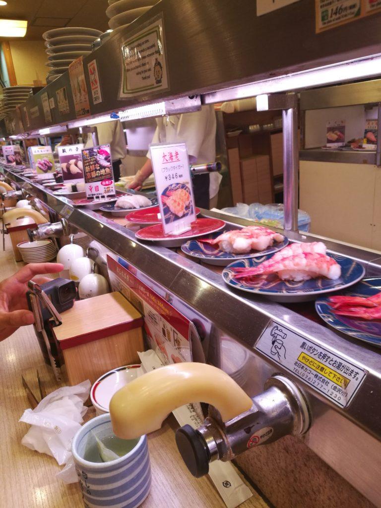 Découvrir kyoto-sushi