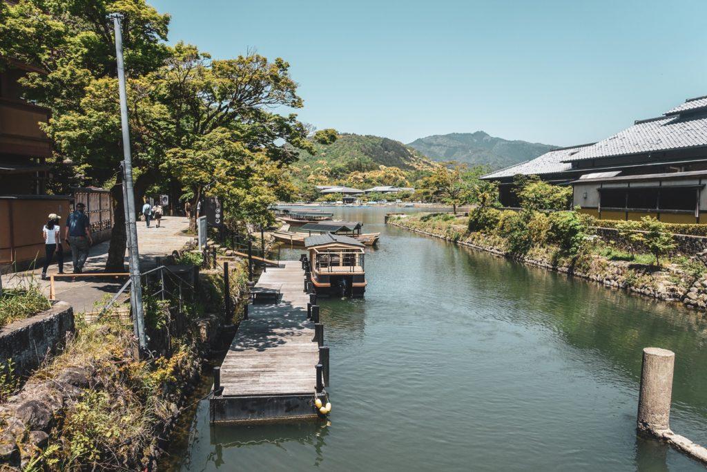 Découvrir Kyoto- Foret Arashiyama