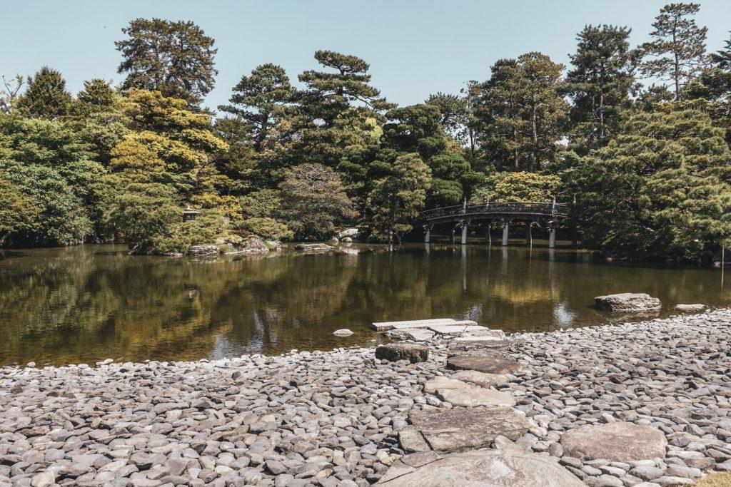 Palais impérial Kyoto- decouvrir kyoto