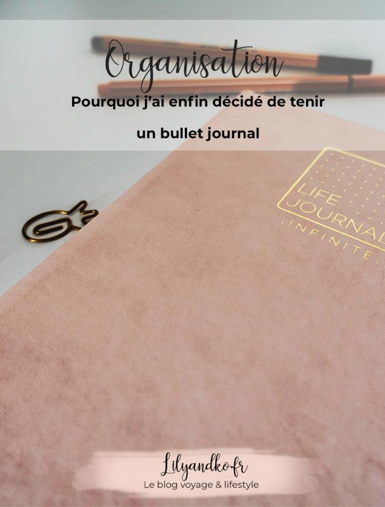 Pinterest tenir bullet journal