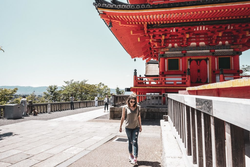 Quartier à Gion découvrir Kyoto